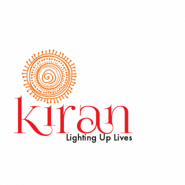 kiran logo with descriptor